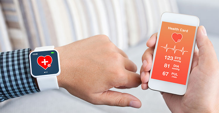Our new companion app for Health